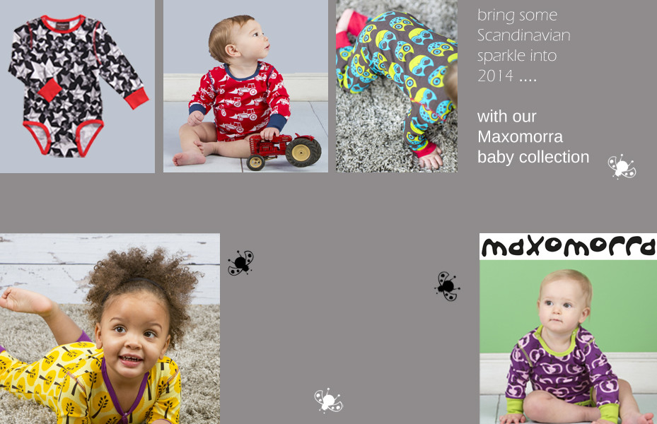 Maxomorra … baby collection