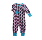 Maxomorra ~ Girls organic cotton Geishas design rompersuit