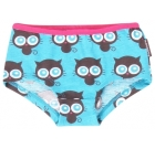Cat print Maxomorra organic cotton hipster knickers