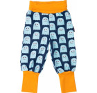Ghost baby trousers in organic cotton by Maxomorra
