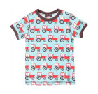 Maxomorra ~ Tractor organic cotton t-shirt