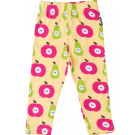 Maxomorra ~ Apples & Pears organic cotton leggings
