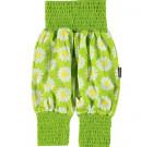 Maxomorra organic cotton yoga pants in daisy design