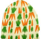 DUNS Sweden Carrots print organic cotton hat