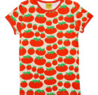 DUNS Sweden tomato design organic cotton t-shirt