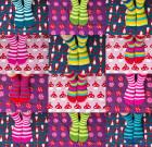 Maxomorra stripy organic cotton baby and toddler socks  – 2 packs