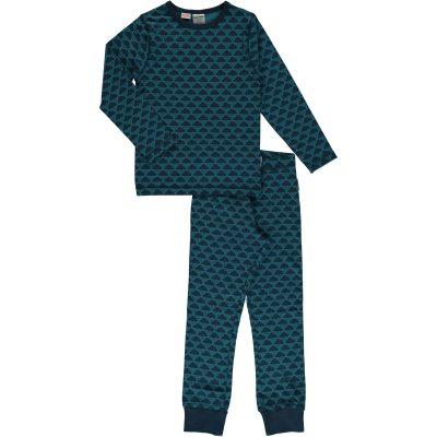 2cd1d86be017 Maxomorra organic cotton long sleeve crocodile pyjamas (110-116cm ...