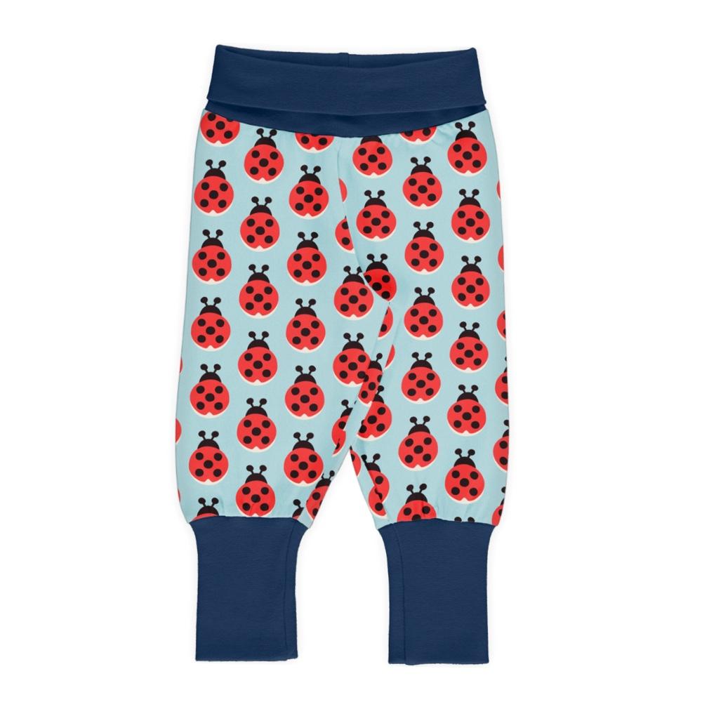 Mighty Moose green organic baggy rib trousers ~ Maxomorra 18-24 2 3 4 5 6